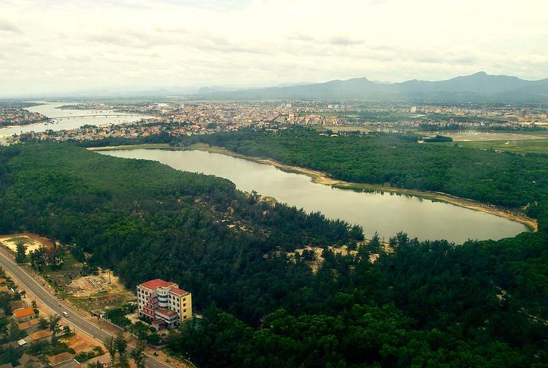 Hồ Bàu Tró 1