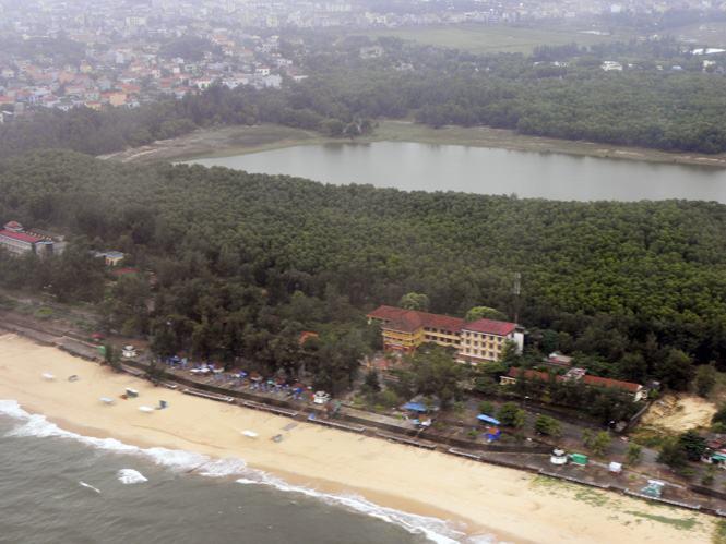 Hồ Bàu Tró 2