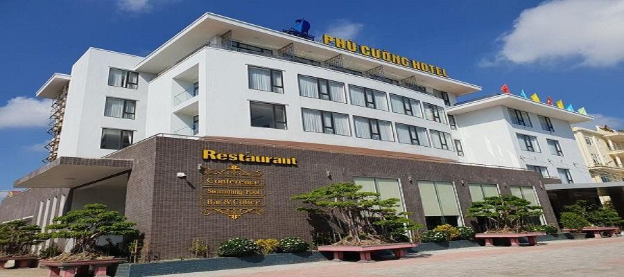 PHÚ CƯỜNG BEACH HOTEL QUẢNG BÌNH 3*